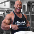Phil Heath - Rope Seated Row
