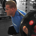 Jay Cutler - Barbell Squats