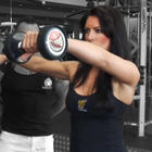 Amanda Latona - Front & Side Lateral Raise