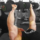 Marcus Ruhl - Incline Dumbbell Press