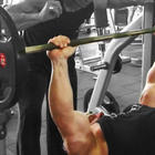 Marcus Ruhl - Barbell Bench Press