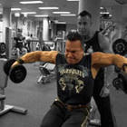 Rich Gaspari - Side Lateral Raise