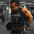 Rich Gaspari - Rear Trap Shrug