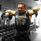 Rich Gaspari - Upright Dumbell Rows