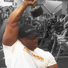 Shawn Rhoden - Overhead Dumbbell Tricep Extension