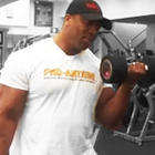 Shawn Rhoden - Dumbbell Bicep Curl