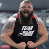 Robert Oberst Strongman Workout