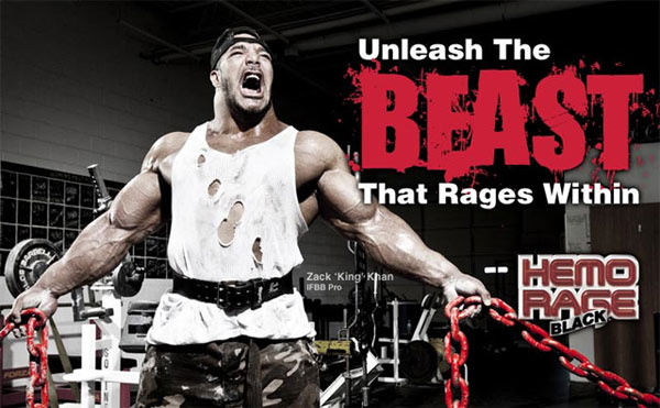 Nutrex Research Hemo Rage Black Ultra Concentrate